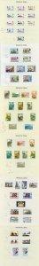 Tristan Da Cunha Collection of M/M QEII