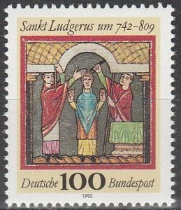 Germany  #1747 MNH VF (11)