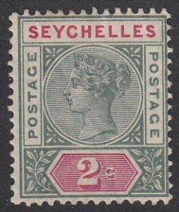Seychelles 1a MVLH (see Details) CV $8.50
