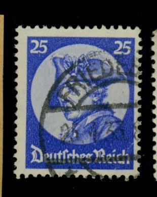 Germany #400 Used F-VF Cat$21
