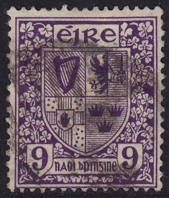 Ireland - 1922 - Scott #74 - used