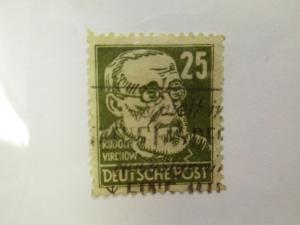 Germany #10N38 used