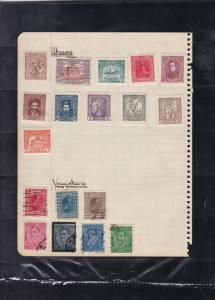 ukraine & yugoslavia stamps page ref 18453
