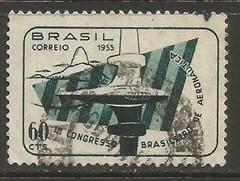 BRAZIL 819 VFU O448-3