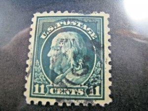UNITED STATES,  1914   SCOTT #434   -   Used