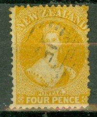 B: New Zealand 35a used CV $1000