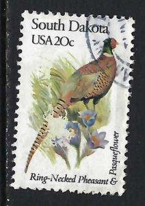 UNITED STATES 1993 VFU BIRD E78-9