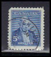 Canada Used Very Fine ZA4673