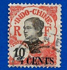 Indo-China 1919 - U - Scott #69 *