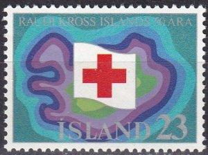Iceland #485   MNH  (SU7987)
