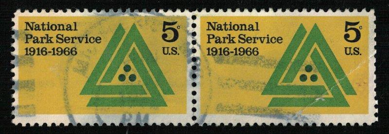 USA, 5 cents, 1916-1966, National Park Service (T-6777)