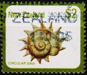 New Zealand. 1975 $2 S.G.1104 Fine Used