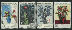 Czechoslovakia 1921-1924,MNH.Michel 2385-2488. Graphic Art,1974.By Josef Broz,