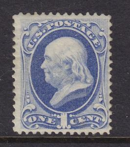 145 F-VF unused ( mint regum ) with nice color cv $ 250 ! see pic !