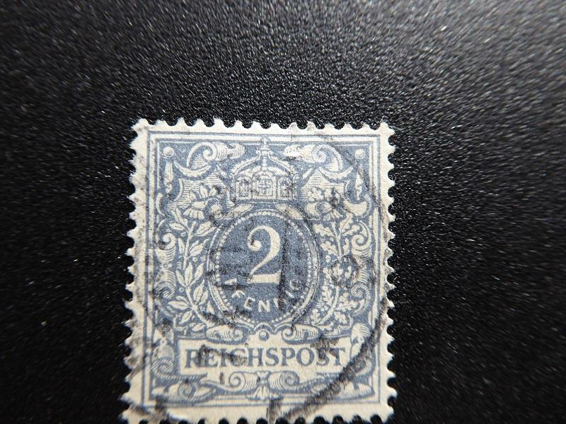 German 1889  Sc.# 45  CV $0.75  used