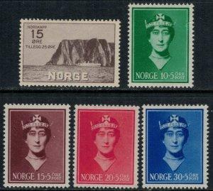 Norway #B1,11-4*  CV $3.70