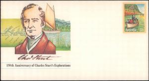 Australia, Postal Stationery