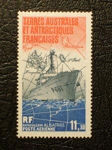 French Southern & Antarctic Territories Scott #C83 unused