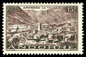 FRENCH ANDORRA 121  Mint (ID # 77316)