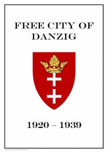 FREE CITY OF DANZIG (GDANSK, POLAND) 1920-1939 PDF (DIGITAL) STAMP ALBUM PAGES