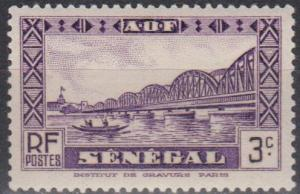 Senegal #144 F-VF Unused (B3838)
