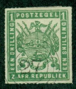 Transvaal #27  Mint  Scott $100.00