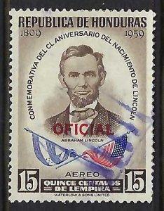 Honduras CO104 VFU R460-1
