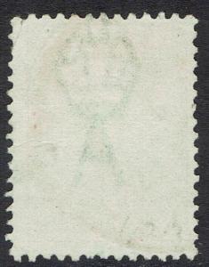 AUSTRALIA 1915 KANGAROO 5/- 3RD WMK USED