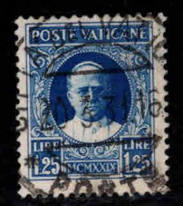 VATICAN Scott 9 Used 1929 stamp