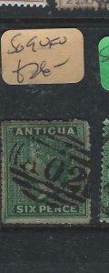 ANTIGUA   (PP0807B)  QV  6 D  SG 9  AO2  VFU