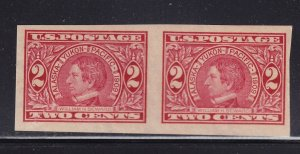 371 VF-XF original gum mint never hinged pair nice color cv $ 65 ! see pic !