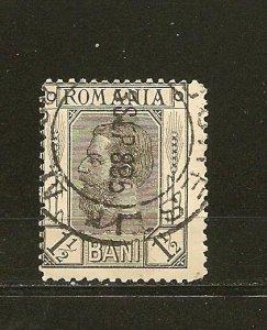 Romania 118 King Carol I Used