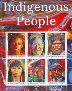 United Nations #997 MNH CV $7.00 (A17226L)