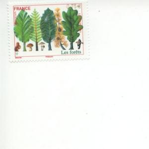 2011 France Europa Forests (Scott 4010) MNH