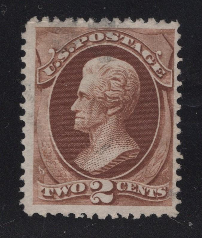 US#135A Red Brown - I Grill - Very Light Cancel