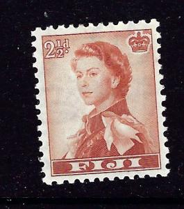 Fiji MH 1962 QEII issue