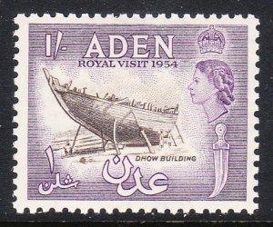 Aden 55 - FVF MH
