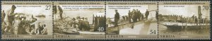 Serbia 2020. Serbian campaign of WWI (MNH OG) Block of 4 stamps