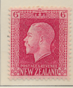New Zealand Stamp Scott #154, Mint Hinged - Free U.S. Shipping, Free Worldwid...