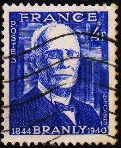 France. 1944 4f S.G.811 Fine Used