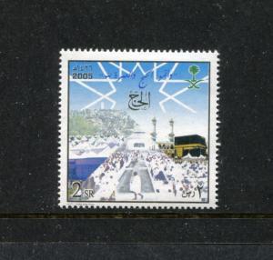 Saudi Arabia 1365, MNH, 2005, Mecca pilgrims 1v. x27387