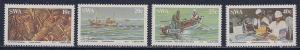South West Africa MNH 516-9 Rock Lobster Industry 1983
