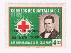 Guatemala C238 MNH Red Cross 1960 (G0371)