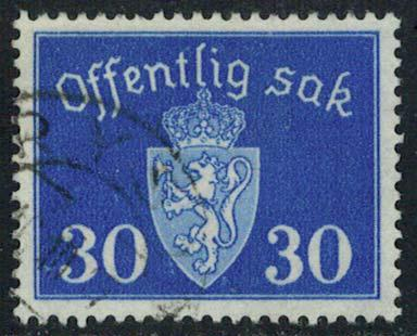 Norway Scott O39