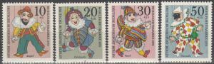 Germany #9NB74-7   MNH   (S8913)
