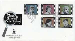 1996 Guernsey Cinema First Day Cover