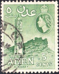 Aden #48b Used    p.12 x13.5