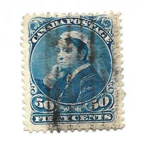 Canada 1893 - U - Scott #47