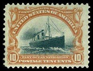 U.S. PAM-AM ISSUE 299  Mint (ID # 73922)