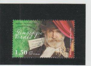 Bosnia & Herzegovina  (Muslim Admin)  Scott#  700  Used  (2013 Verdi)